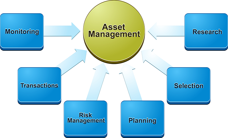 What are tangible and intangible assets
