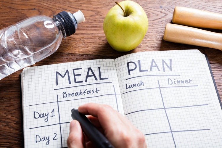 Meal planning and its benefits