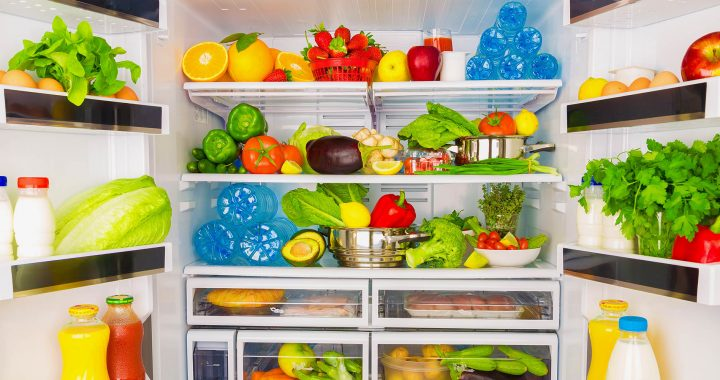 Tips to store groceries