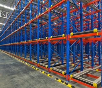 Benefits of a warehouse pallet racking system
