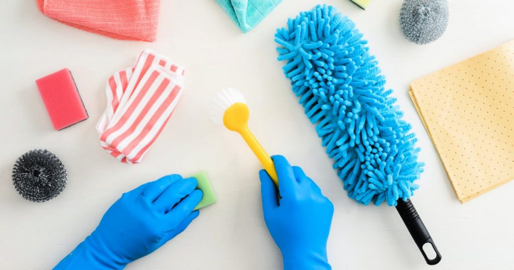 Why is proper house cleaning essential